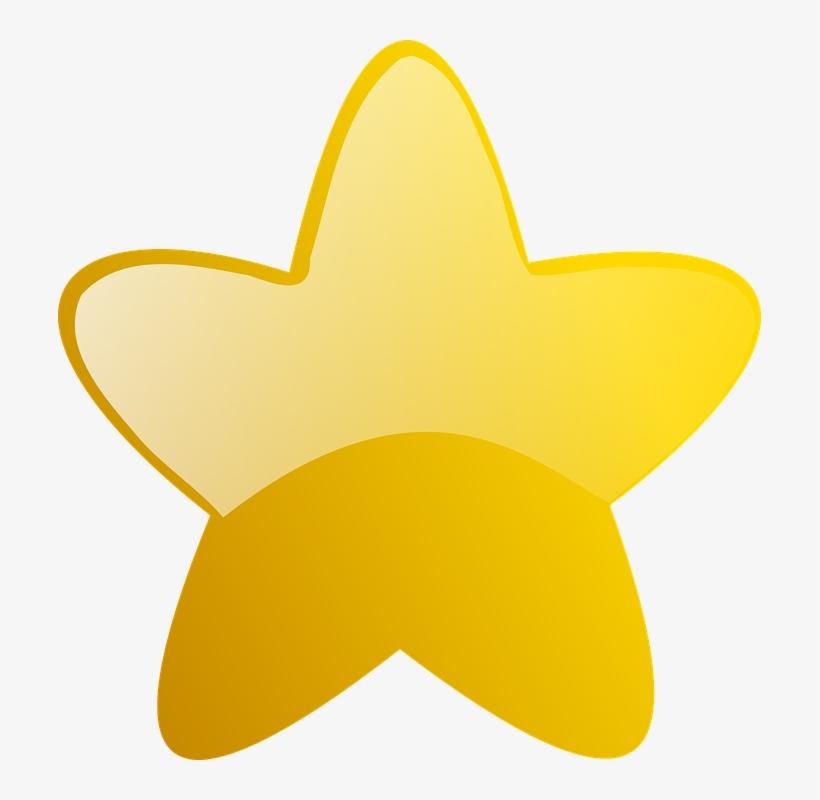 Gold Stars Clipart.