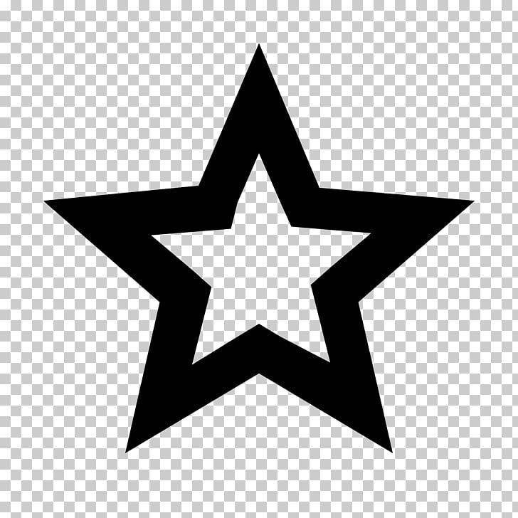 Iconos de ordenador estrella, estrella blanca PNG Clipart.
