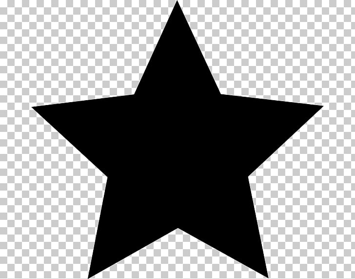 Estrella blanca y negra, rareza s PNG Clipart.