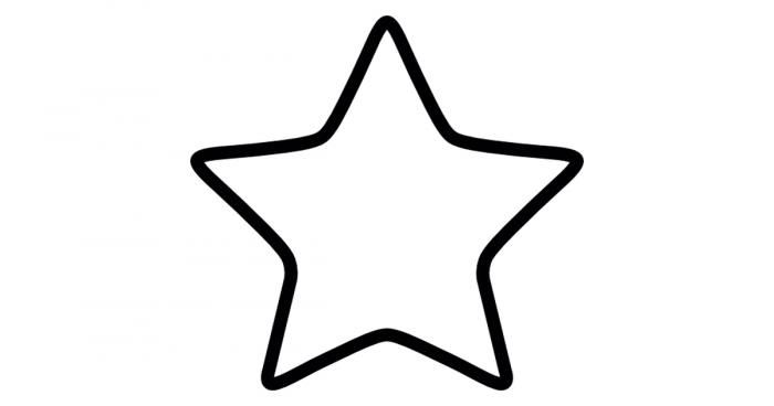 estrella blanca png 16 free Cliparts.