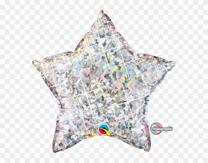 Click To Enlarge Image Estrella Blanca Holografica.