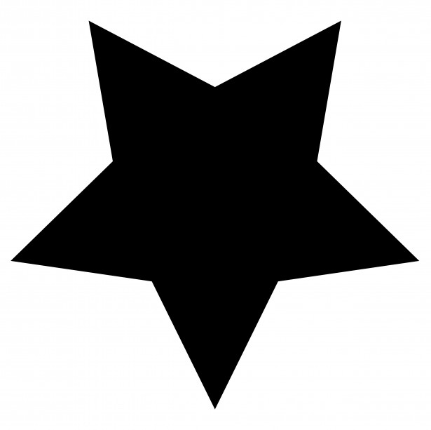 Free Star Clipart.