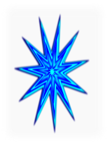 Estrella SVG Vector file, vector clip art svg file.