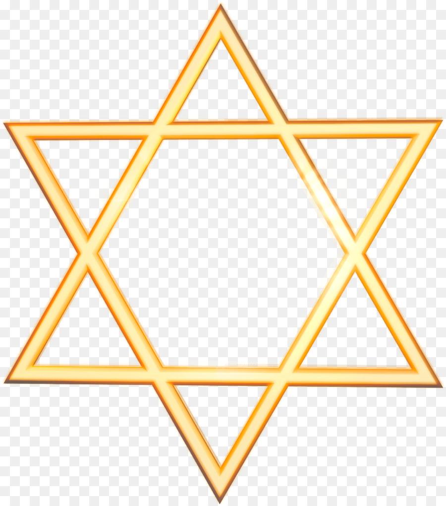 La Estrella De David, La Bandera De Israel, Símbolo imagen png.