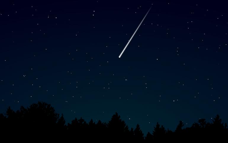 Por qué se piden deseos a las estrellas fugaces.