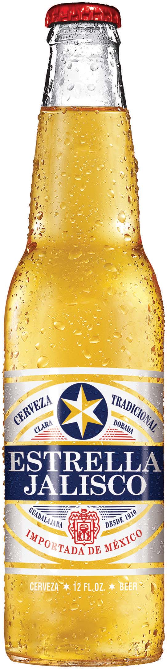 Estrella Jalisco Wants to Quench the Thirst of U.S. Hispanics.