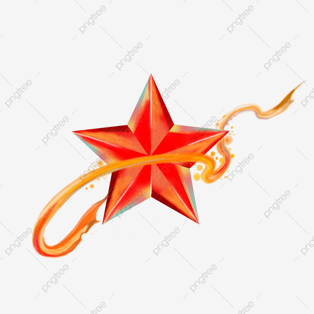 Estrella Roja, Estrella Roja, Estrella De Cinco Puntas, Rojo Archivo.