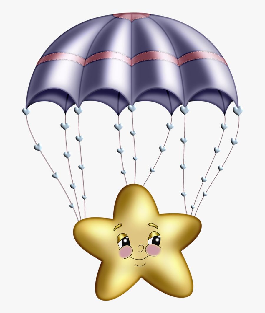 Transparent Parachute Clipart.