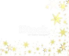 Estrellas Doradas Stock Vector.