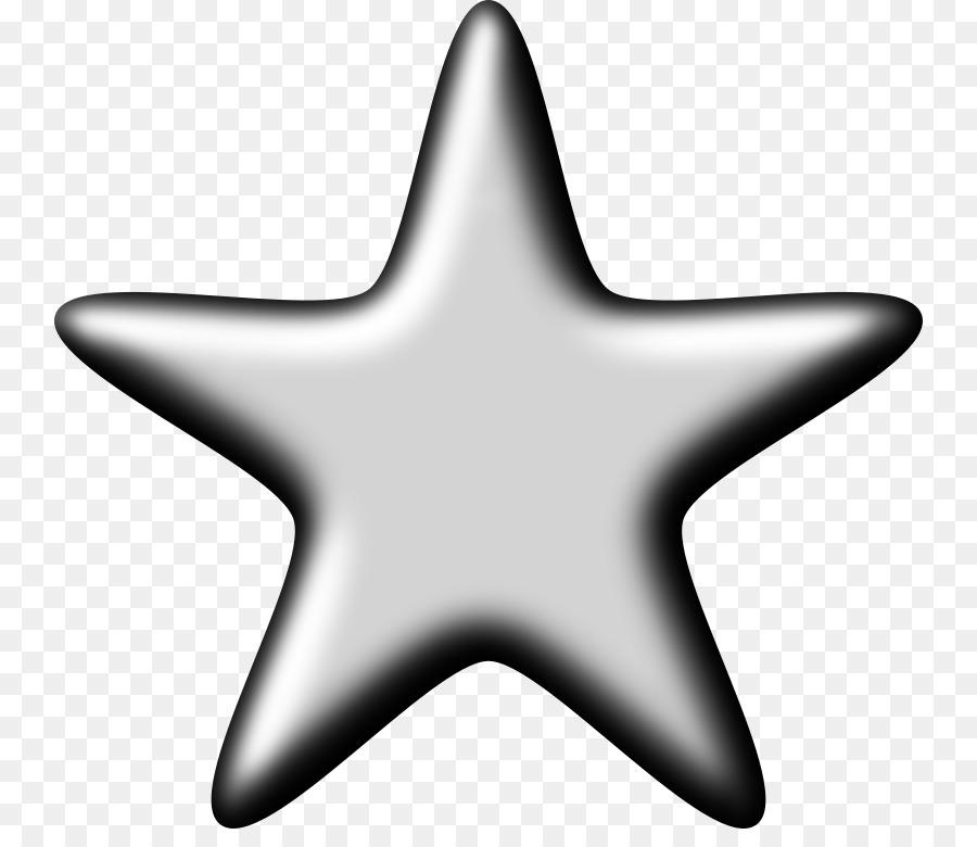 Estrella, Plata, La Estrella De Plata imagen png.