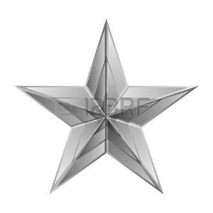 Estrellas Plateadas Imágenes Y Fotos.