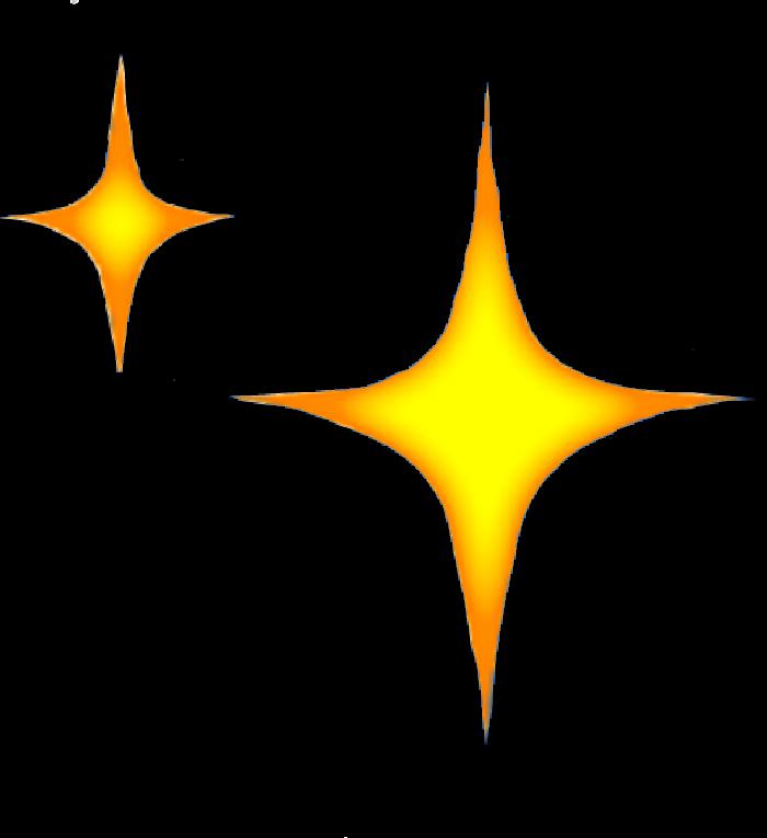 Estrellas Emoji Png Vector, Clipart, PSD.