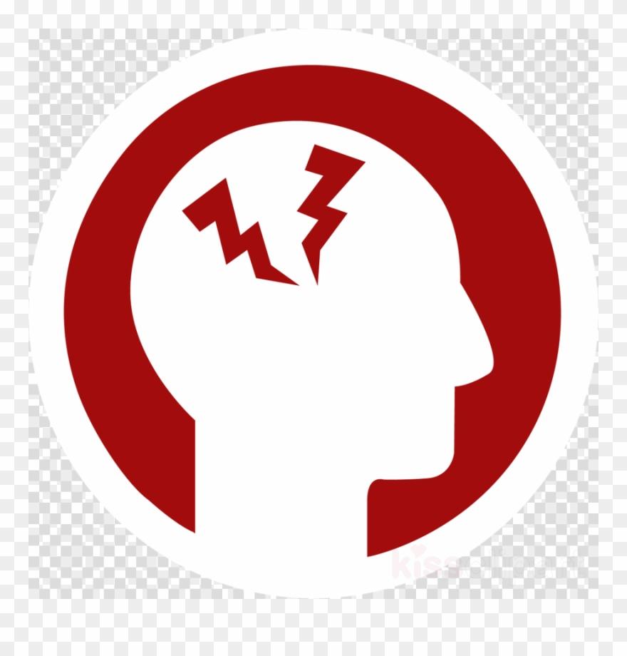 Simbolo Estres Clipart Headache Psychological Stress.