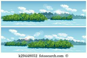 Estuary Clip Art EPS Images. 35 estuary clipart vector.