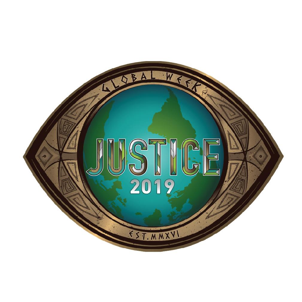 ESU Global Week 2019 Logo Design on Behance.