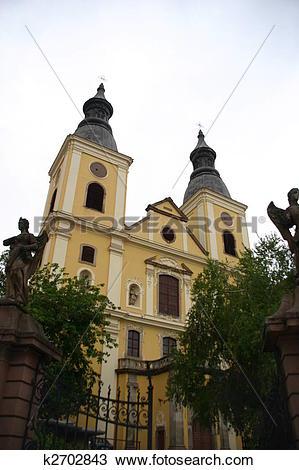 Stock Photo of Esztergom church k2702843.