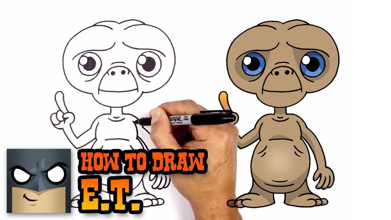 How to Draw ET.