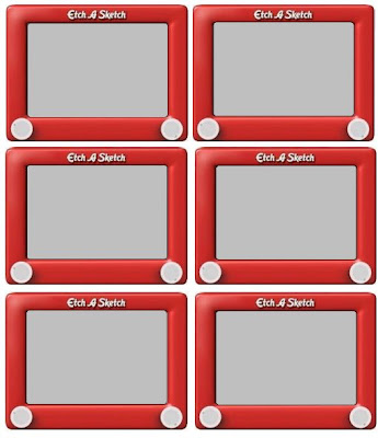 Etch Sketch Name Tags FREE PRINTABLE.*Rook No. 17: recipes.