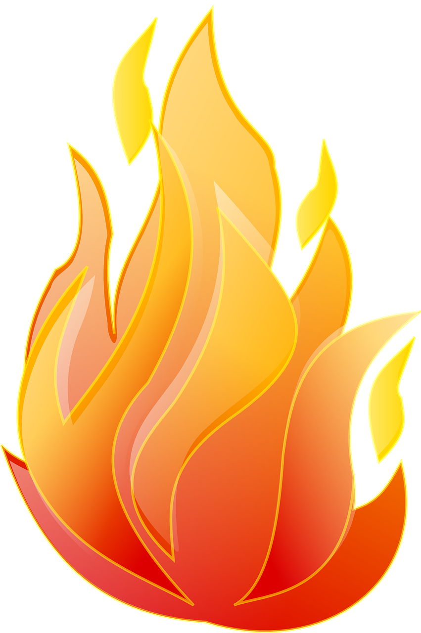 Clipart flames fireplace flame, Clipart flames fireplace.