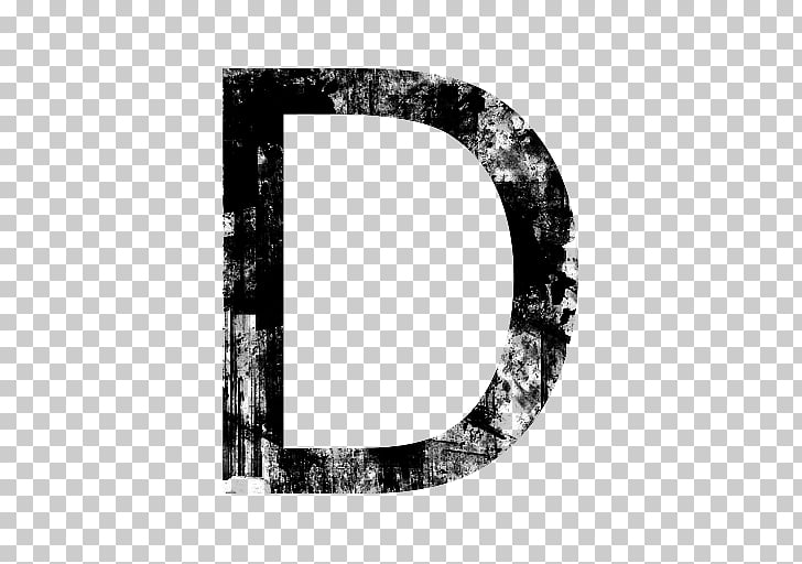 Letter Icon Eth, letter D PNG clipart.