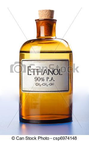 Ethanol clipart.