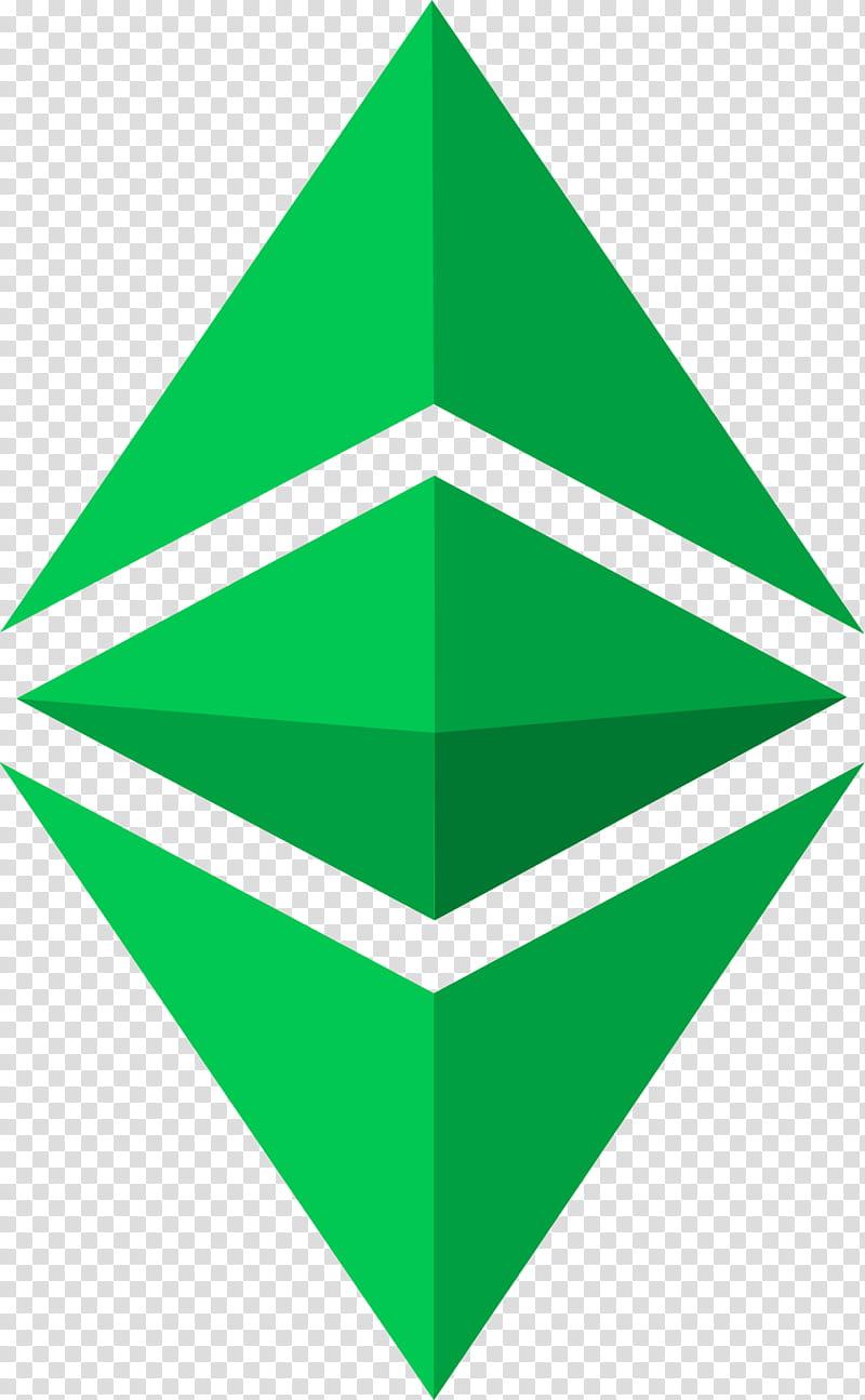 Green Leaf, Ethereum Classic, Blockchain, Decentralized.