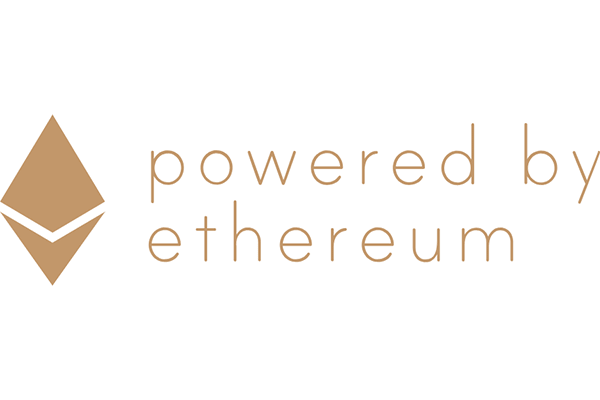 Powered by Ethereum Logo Vector (.SVG + .PNG).
