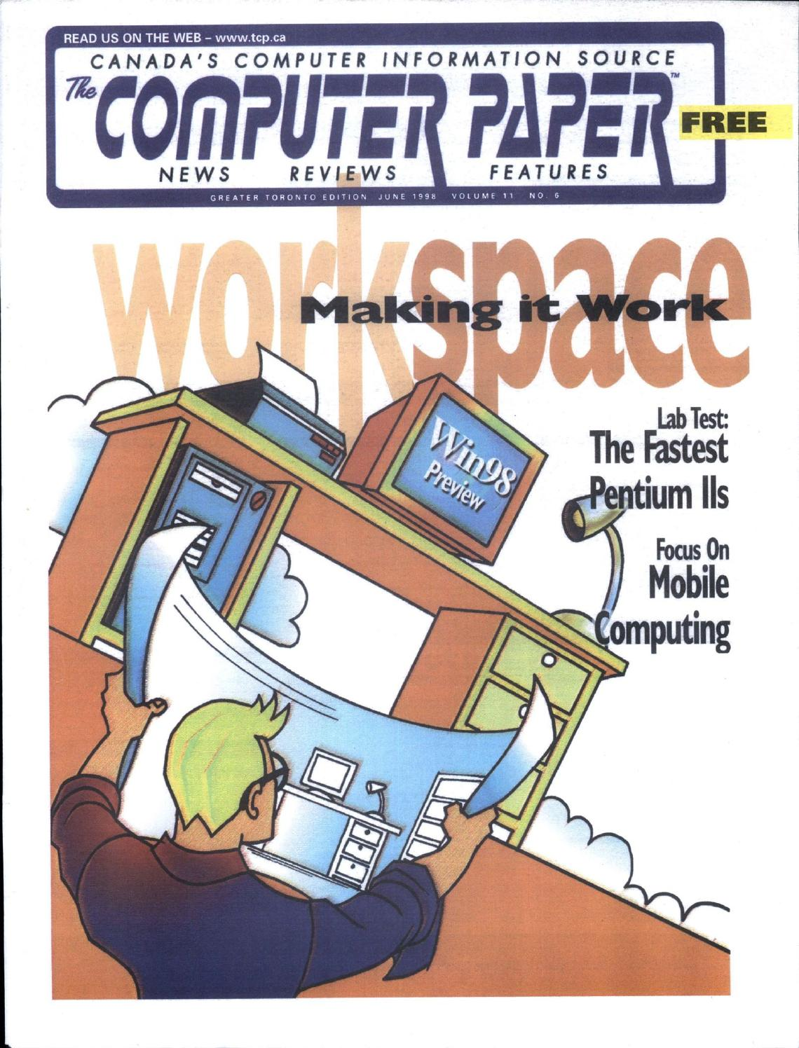 1998 03 Toronto Computes! by The Computer Paper.