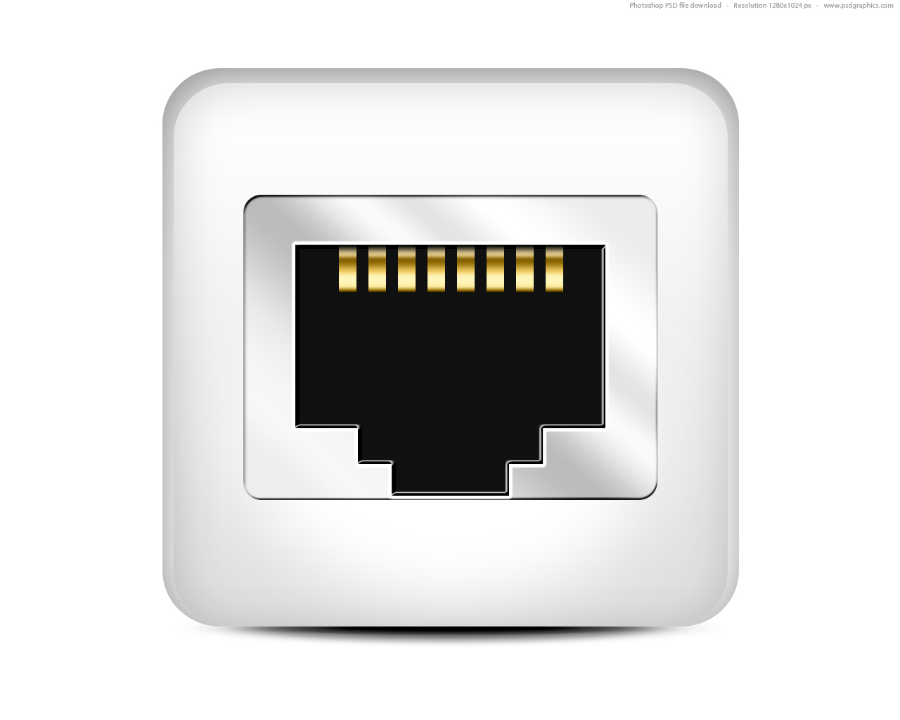 Ethernet Clipart.