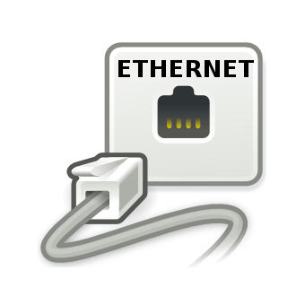 Ethernet Logos.