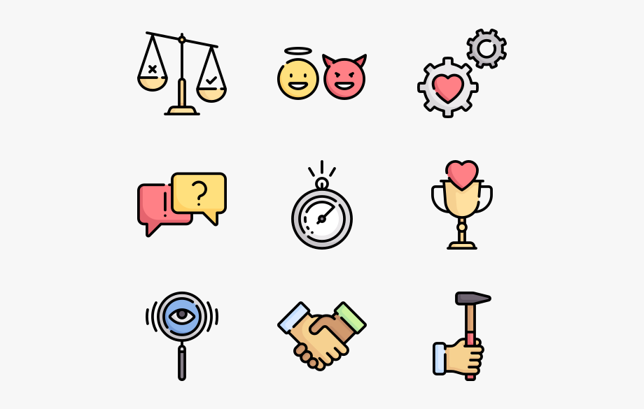 Ethics Icon Png , Transparent Cartoon, Free Cliparts.