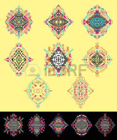3,275 Ethno Style Stock Vector Illustration And Royalty Free Ethno.