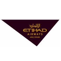 Etihad Airways logo.