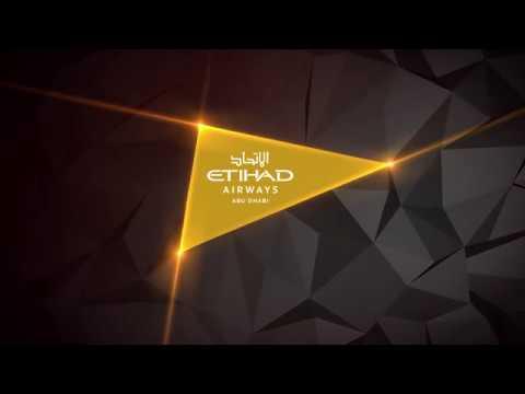 Etihad Airways Logo Signature.