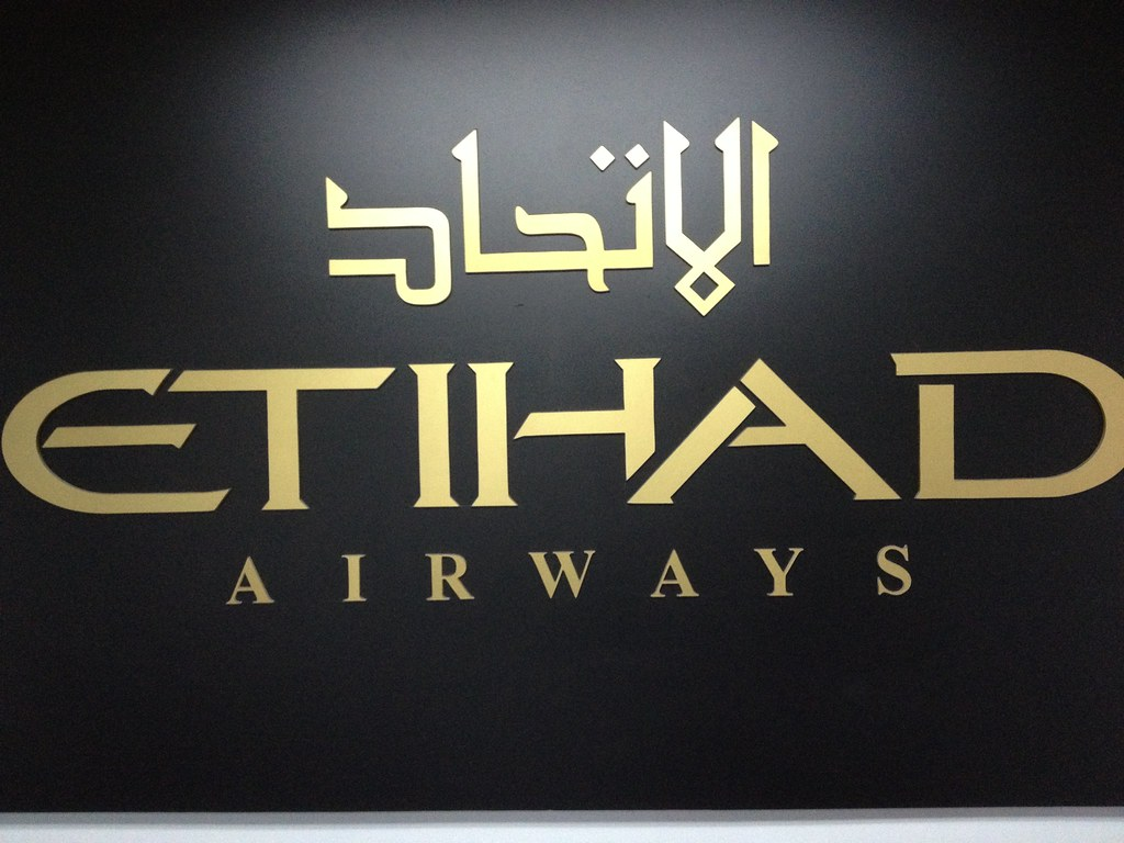 Etihad Airways Logo IMG_5500.
