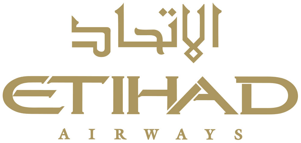 Etihad Airways logo wallpapers HD.