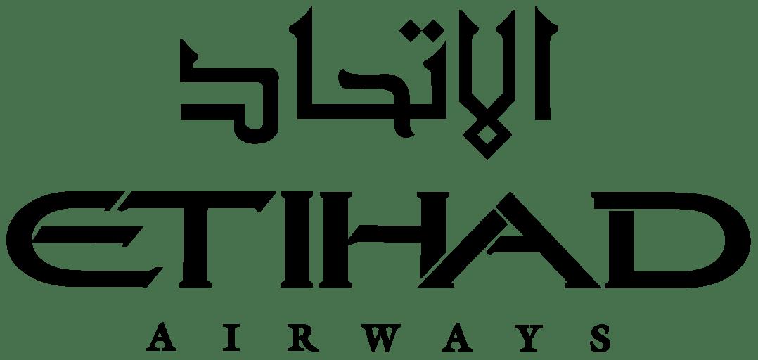 Etihad Airways Logo transparent PNG.