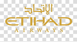 Etihad Airways transparent background PNG cliparts free.
