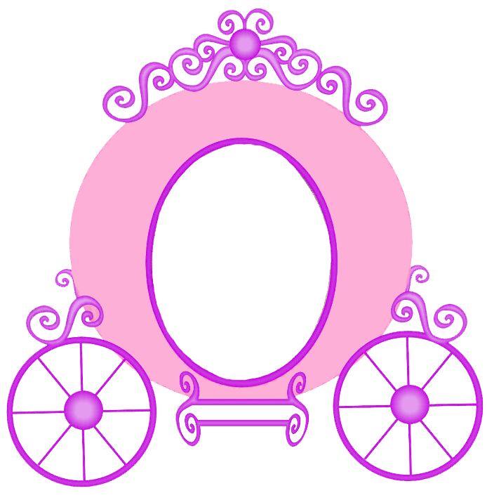Pink Princess Carriage.