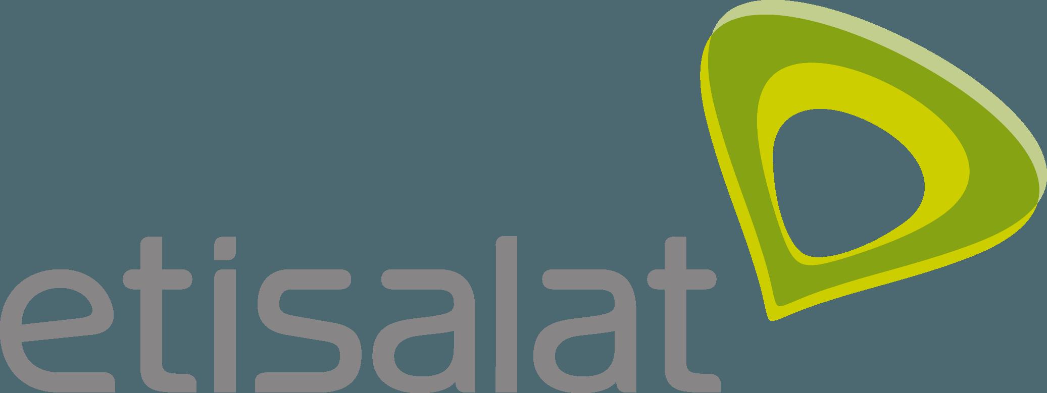 Etisalat Logo Download Vector.