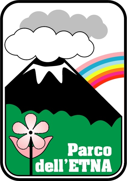 Parco dell etna Free vector in Encapsulated PostScript eps.