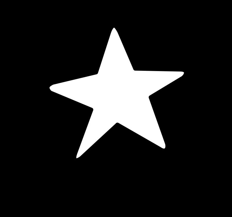 Free Clipart: étoile.
