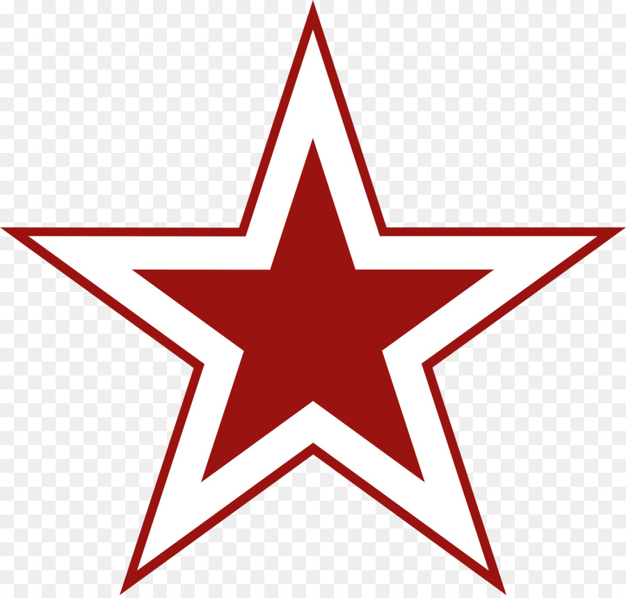 Flag of Chicago Red star.