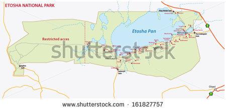 Etosha Stock Vectors & Vector Clip Art.