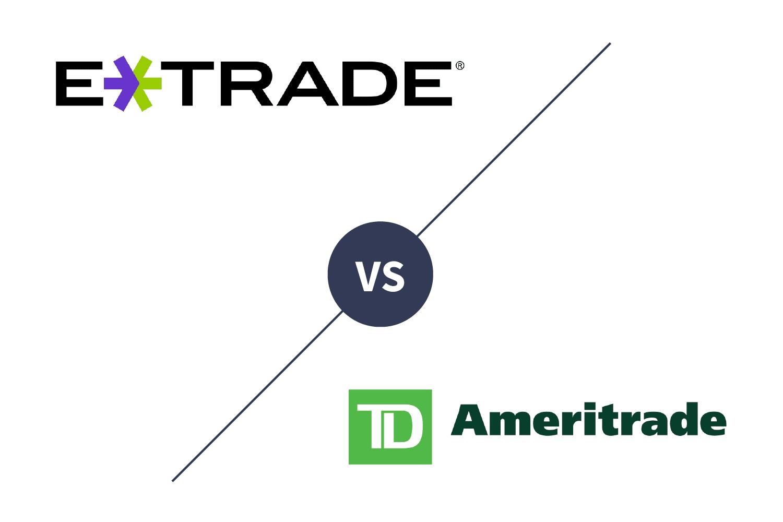 E*TRADE vs. TD Ameritrade 2019.