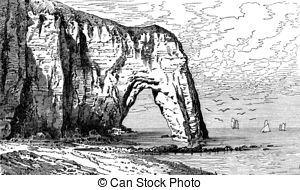 Etretat Stock Illustrations. 5 Etretat clip art images and royalty.