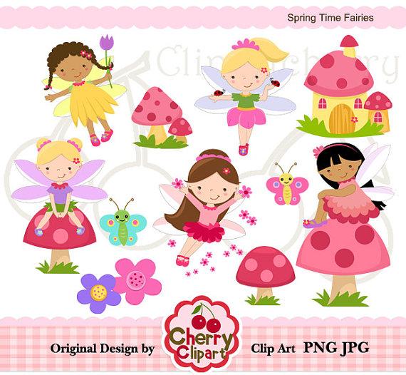 Cherry Clip Art Etsy.