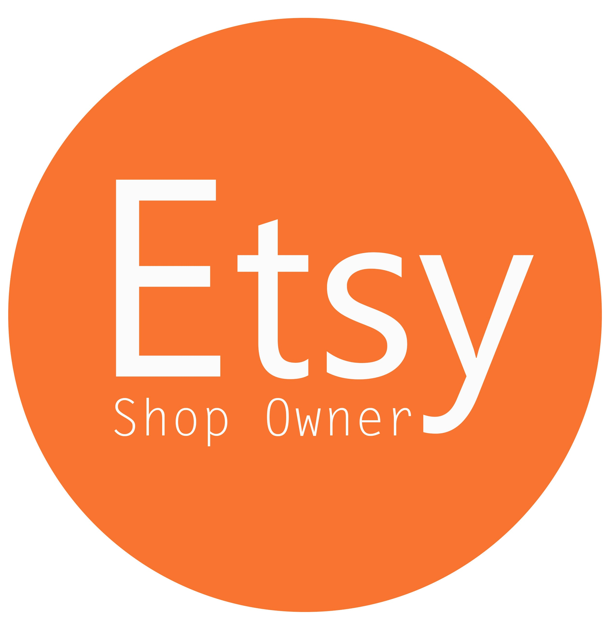 Etsy shop Logos.