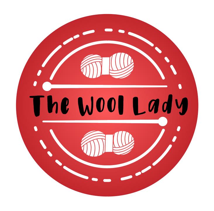 The Wool Lady Etsy Shop Logo on Behance.