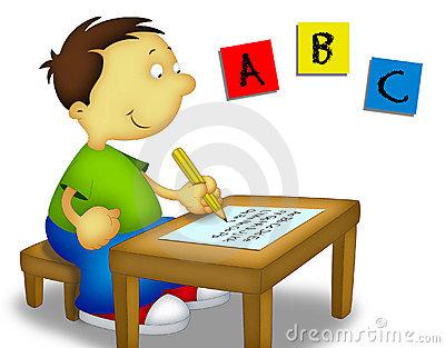 Abcs Stock Illustrations.